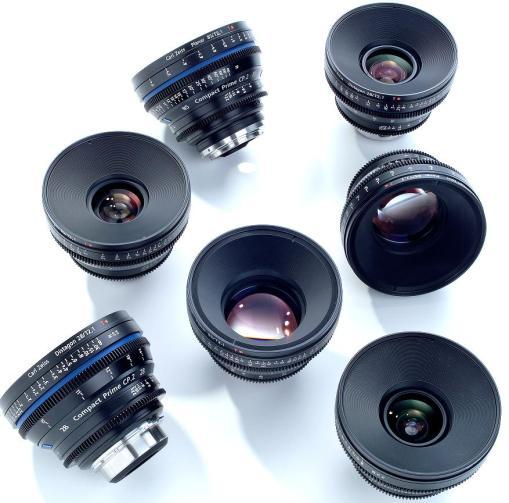 Panasonic AF101, Lumix GH2 … stock of the optical