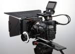 Canon C300 arrière
